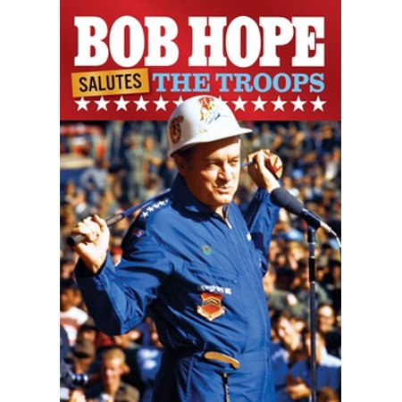 Bob Hope: Salutes the Troops (DVD)