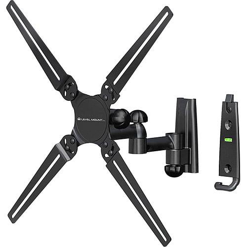 "Level Mount AISOA Single Mounting Arm for 10"" - 32"" TVs"
