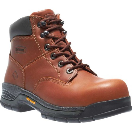 e97ede53f63 Men's Harrison W04904 Work Boot,Brown Leather,10.5 M US