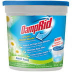 DampRid Fresh Scent Refillable Moisture Absorber, 10.5 oz