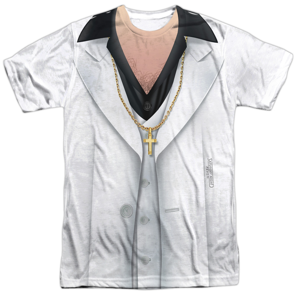 Leisure Suit Mens Sublimation Shirt