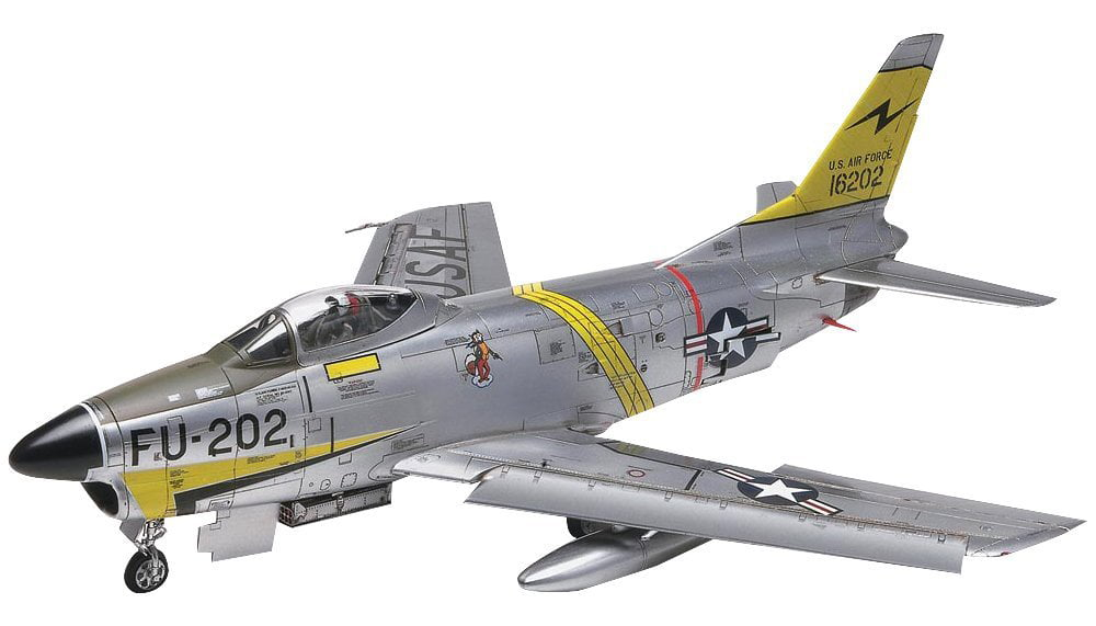 F-86D Sabre Dog 1:48 Scale Military Model Kit, Revell Monogram 1:48 F-86D Sabre Dog By... by