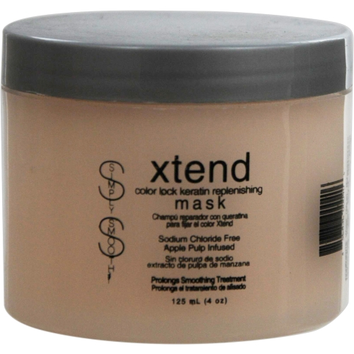 Simply Smooth 11247313 By Simply Smooth Xtend Color Lock Keratin Replenishing Mask 4 Oz