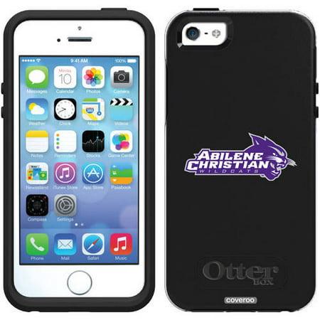 iPhone 5SE/5s  OtterBox Symmetry Series University Case (A-J) Bk Huntington Island Light
