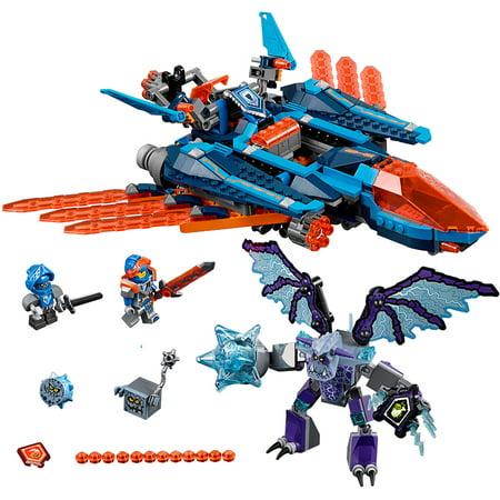 Lego Nexo Knights Clays Falcon Fighter Blaster 70351