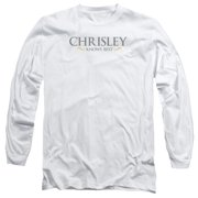 Chrisley Knows Best Logo Mens Long Sleeve Shirt