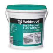 Dap WELDWOOD 00142 1 Gal. Off White Multi-Purpose Flooring Adhesive