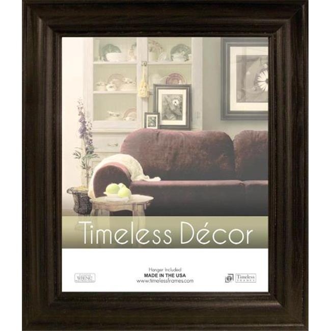 Timeless Frames 78578 Brenna Black Wall Frame 8 X 12 In