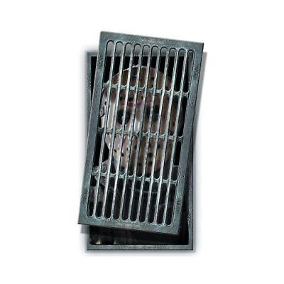 Jason Grate Floor Halloween Decor 2PK (100 Floors Halloween Update)