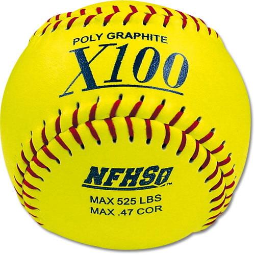 "MacGregor® 12"" NFHS Fast Pitch Softball (Quantity: 12)"