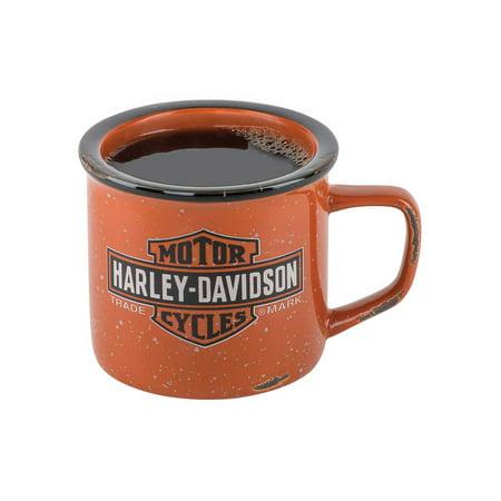 Harley-Davidson Trademark Bar & Shield Logo Campfire Mug - 14 oz. HDX-98620, Harley