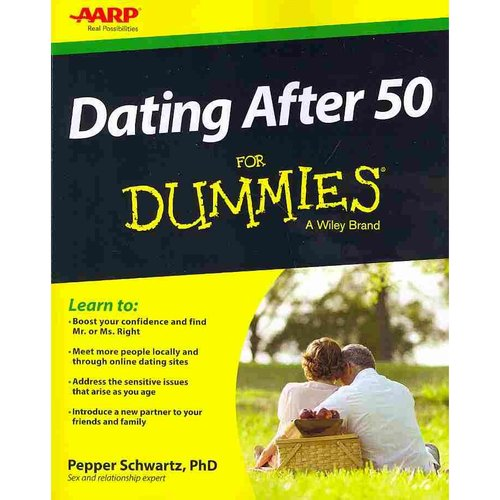 Aarp dating for dummies