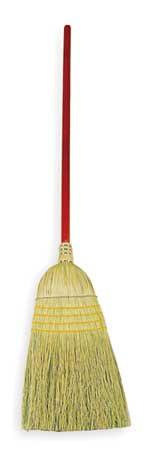 Rubbermaid  Pro Plus  7-1//2 in W Fine  Corn  Broom