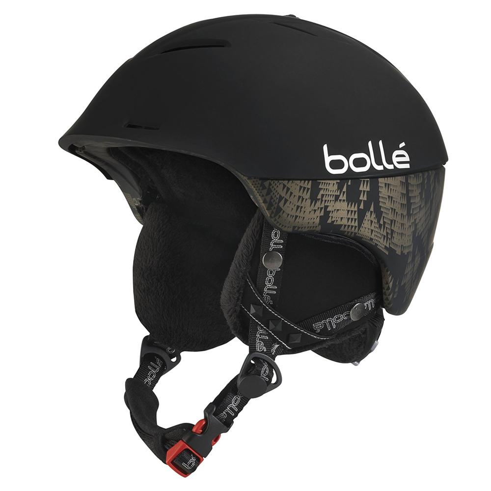 Bolle 2015 Synergy Winter Snow Helmet by Bolle