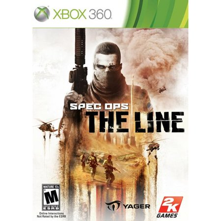Take Two Interactive Spec Ops: The Line - Xbox
