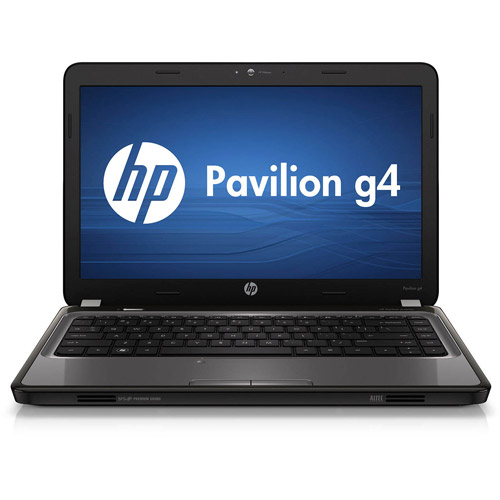 "HP Refurbished Pewter 14"" Pavilion G4-1135DX Laptop PC with Intel Pentium P650 Processor and Windows 7 Home Premium"