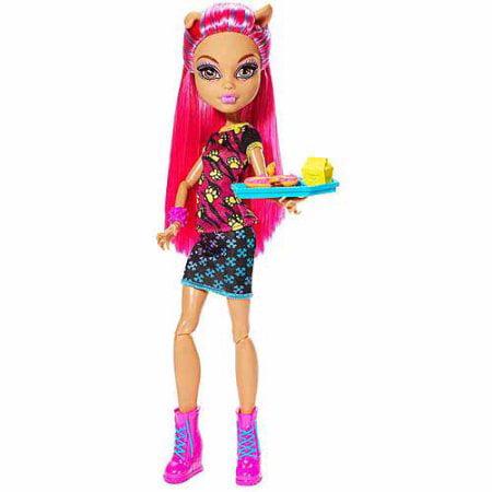 Monster High Creepateria Howleen Wolf Doll - Howleen From Monster High