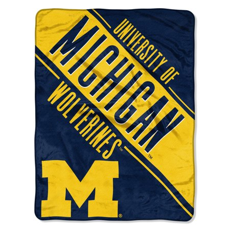 NCAA Michigan Wolverines Section Micro 46
