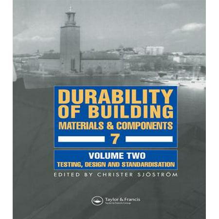 Durability of Building Materials & Components 7 vol.2 - eBook