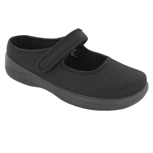 Women's Casual Mary Jane Slip-on Shoe, Wide Width