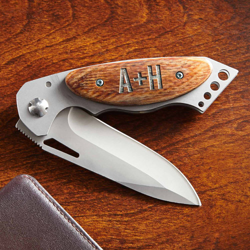 Personalized You 'N Me Pocket Knife