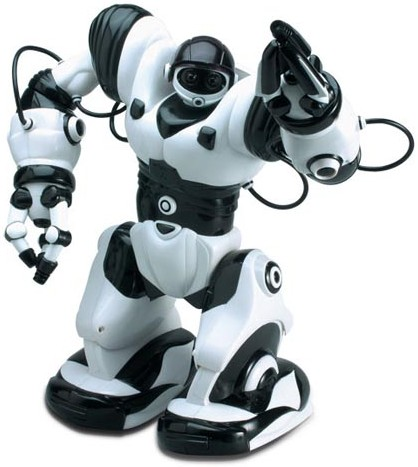 Wow Wee Robosapien Humanoid Toy Robot & Remote Control 67...