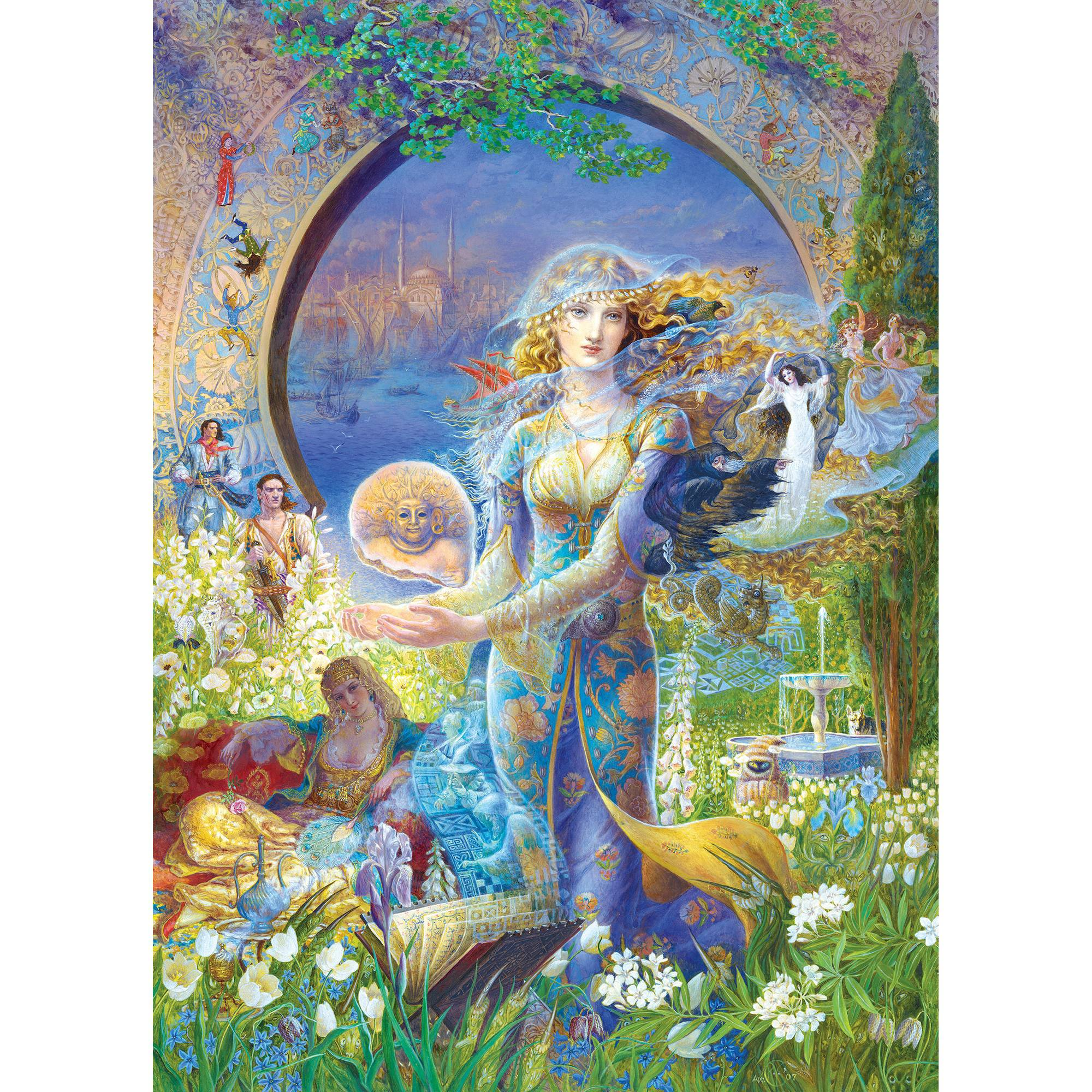 MasterPieces Cybele's Secret 1000 Piece Puzzle