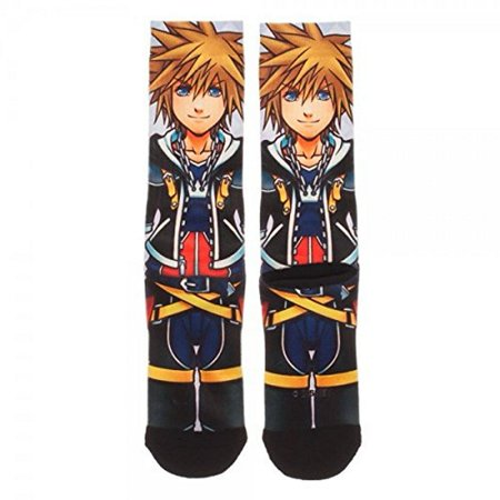 Bioworld Kingdom Hearts Sora Crew Socks