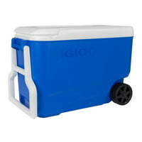 Igloo 38 Qt Wheelie Cool Cooler