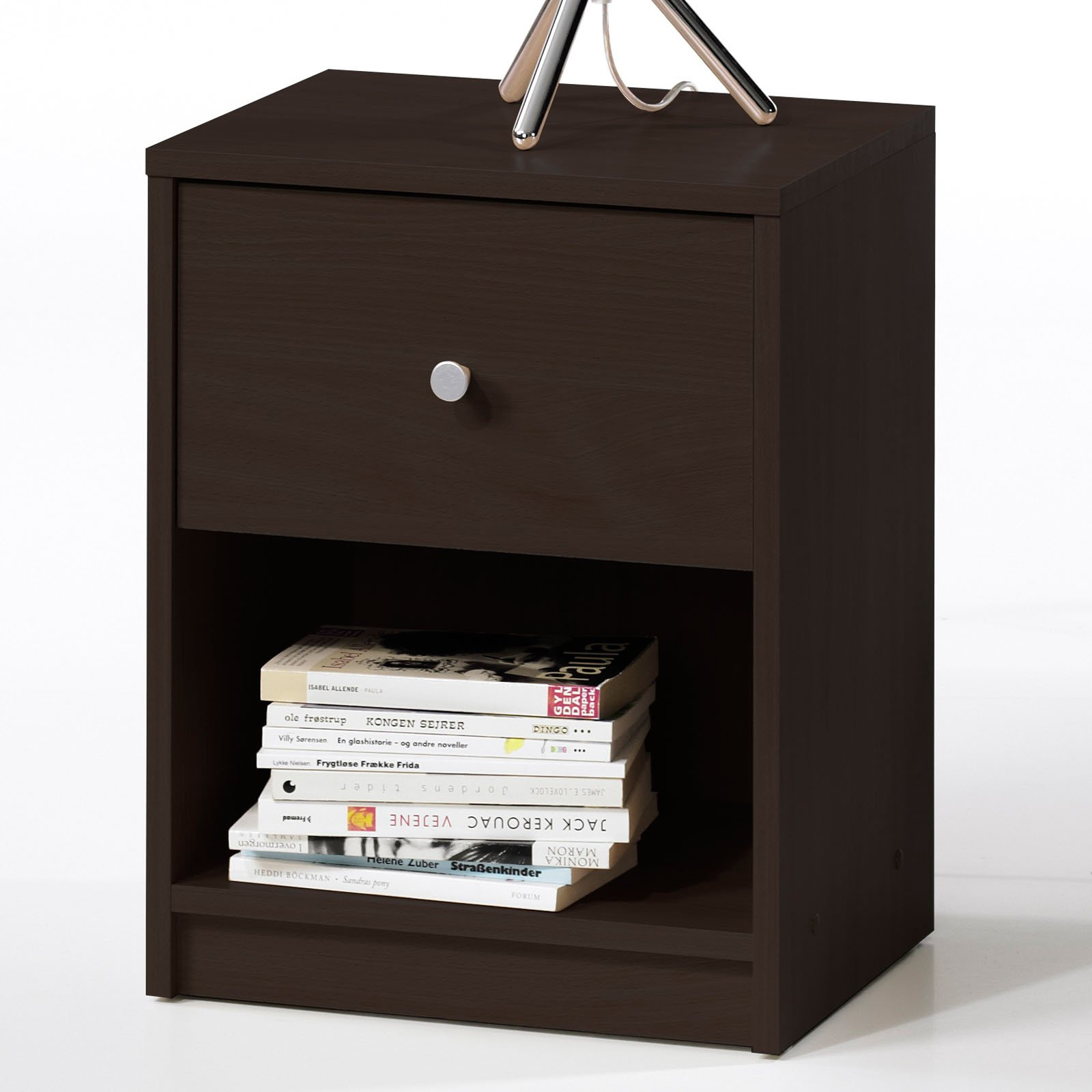 Tvilum Studio Nightstand, Coffee