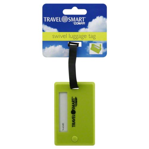 Swivel Tag Lime, PartNo TS245LIM, by , Personal Sundry, Trave