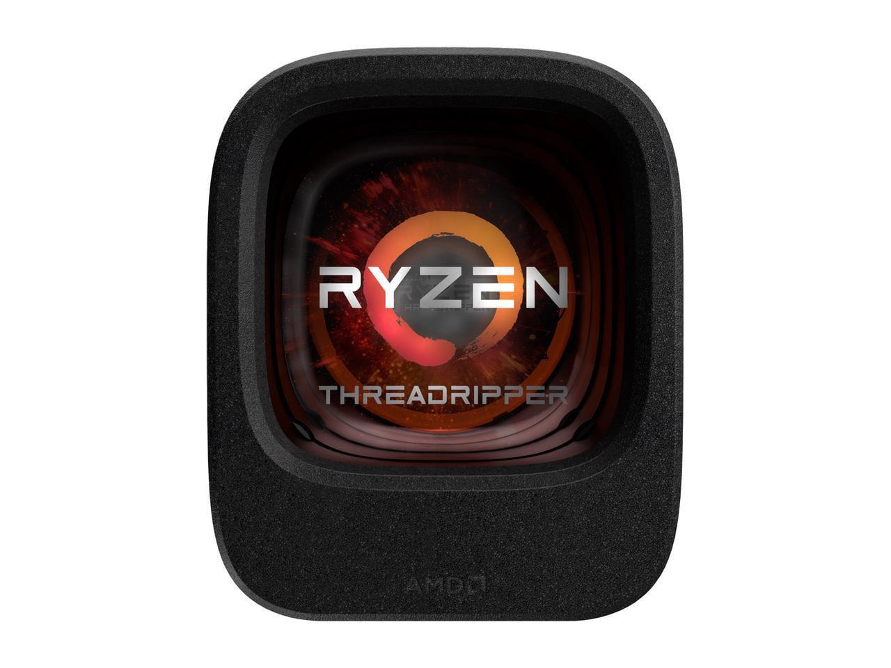 AMD RYZEN Threadripper 1920X 3.5 GHz (4.0 GHz boost clocks) 12-Core 24 Threads Socket sTR4 32MB Cache Desktop... by AMD