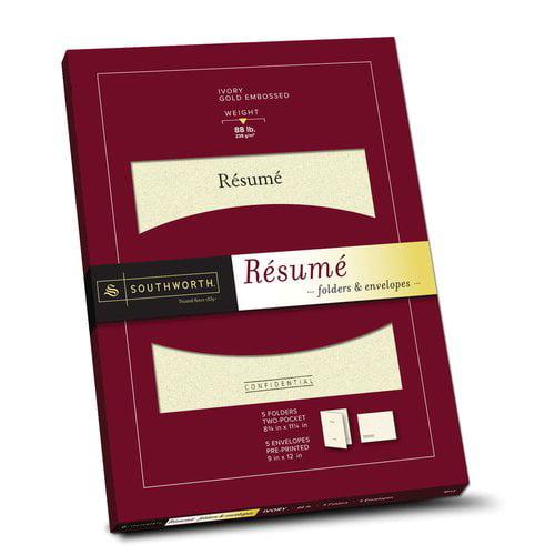 Resume Folder For Interview Resume Ideas