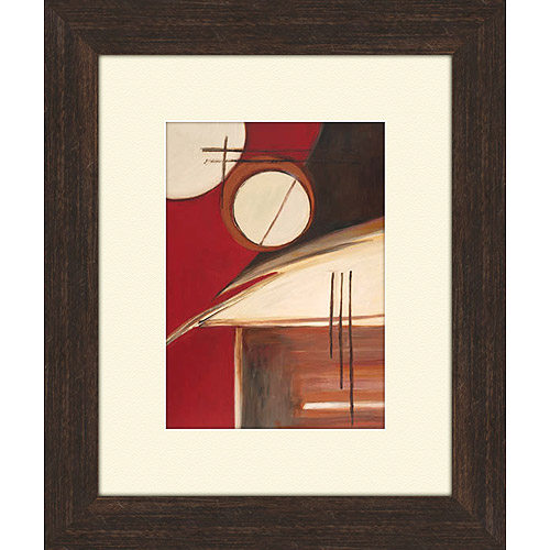 Circa Design Framed Artwork, II by
