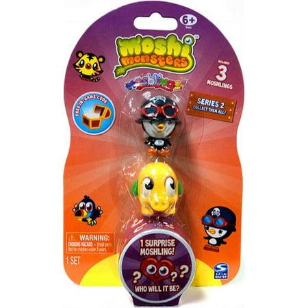 Moshi Monsters Moshlings Series 2 Mini Figure