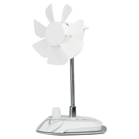 Arctic Breeze USB Desktop Fan Color White Model