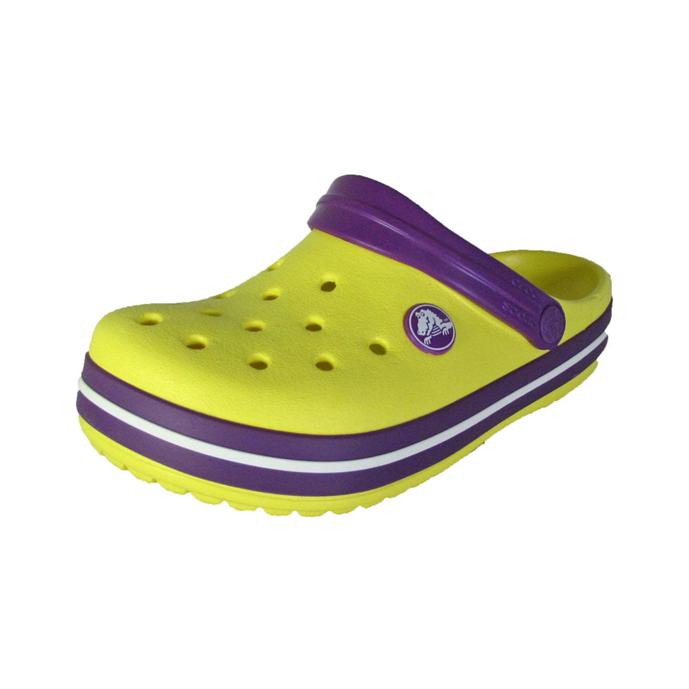 Crocs Crocband Kids Slip On Clog Shoes by Crocs