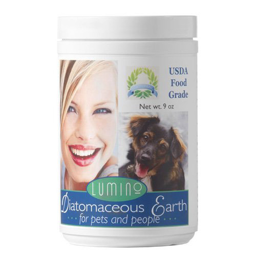 Lumino Diatomaceous Wellness Earth  For People And Pets - 9 Oz, 3 Pack