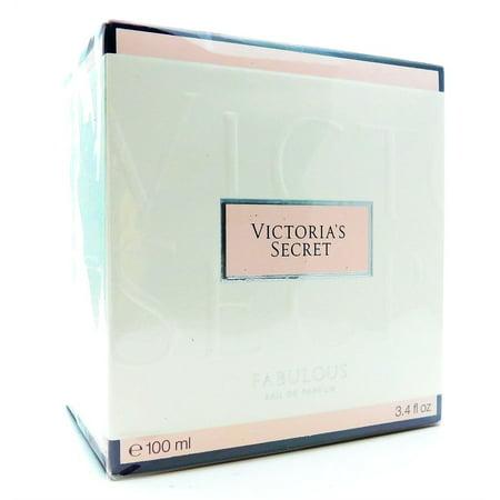 Victoria's Secret Fabulous Eau De Parfum 3.4 Fl Oz.