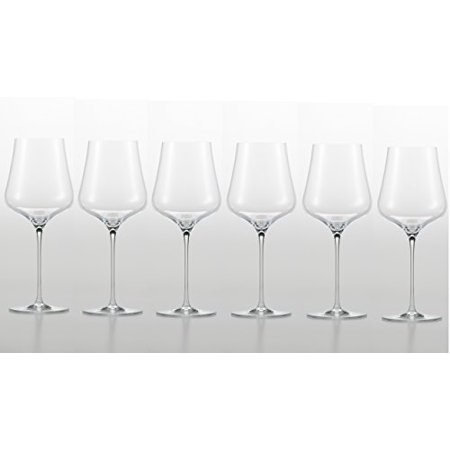All In Glas.Gabriel Glas 99682 Gold Edition Mouth Blown Crystal Wine Glass Set Of 6