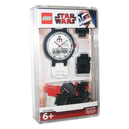 Lego Star Wars Boba Fett Symbol As You Wish Adult Toy Figure Watch