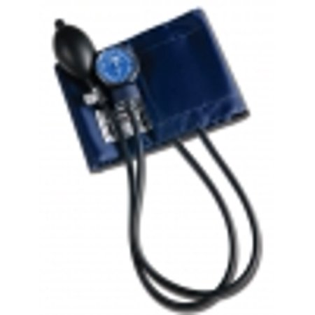 Graham Field Labstar Deluxe Sphygmomanometer, Adult, Blue, 1/Ea,
