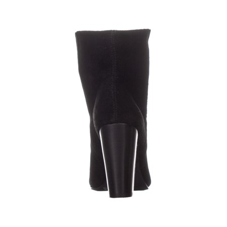Vince Camuto Creestal Mid Calf Boots, Black - image 5 of 6