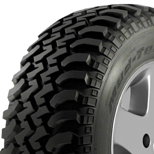 BFGoodrich Mud-Terrain T/A KM Off-Road Tire LT255/75R17/C 111/108Q