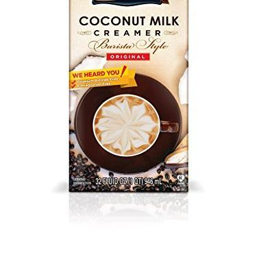 6 Pack : So Delicious Barista Style Original Coconut Milk Creamer, 32 Fluid Ounce So... by