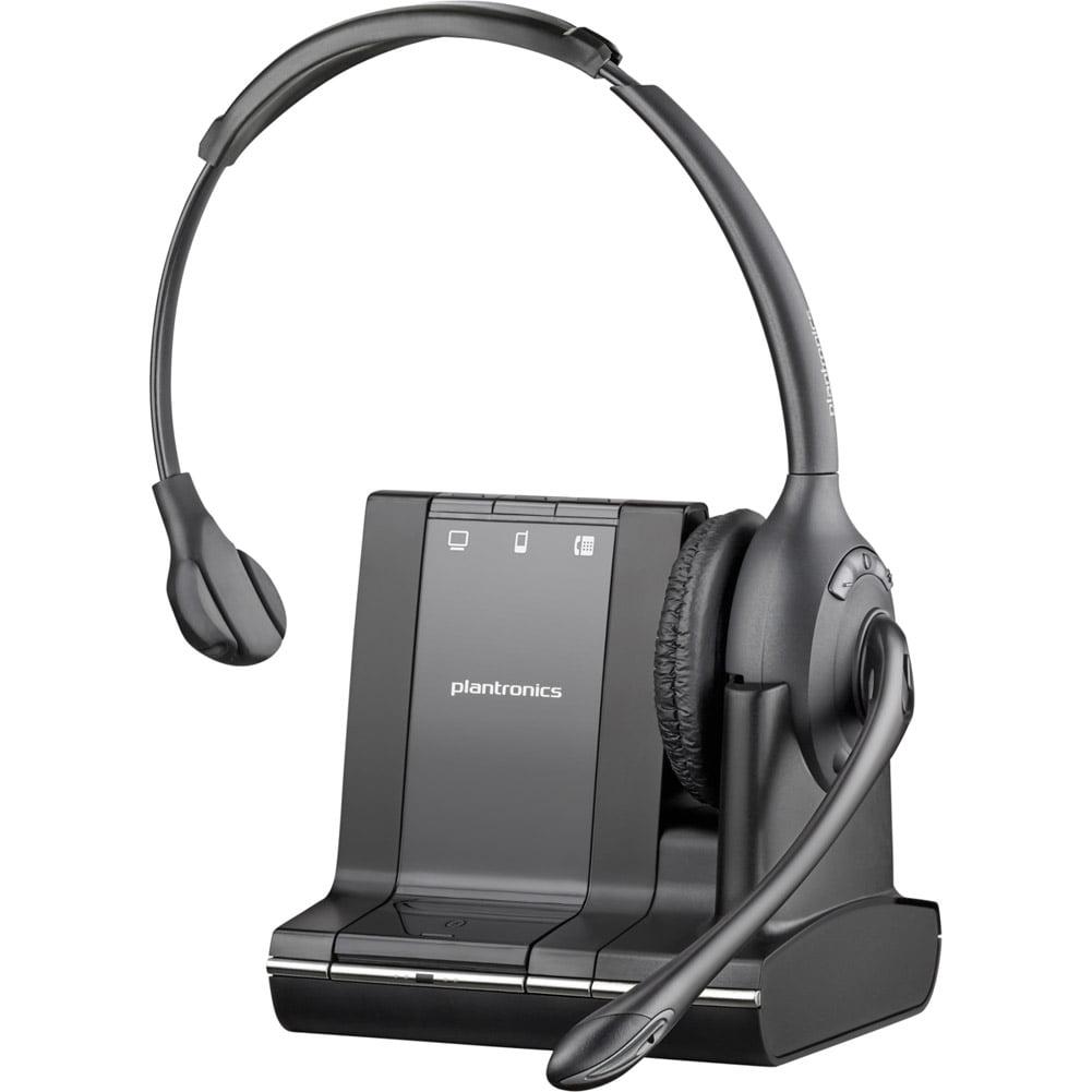 Plantronics W710-M Over-the-Head Headphones by PLANTRONICS