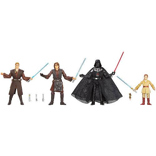 Star Wars The Evolution to Darth Vader Pack