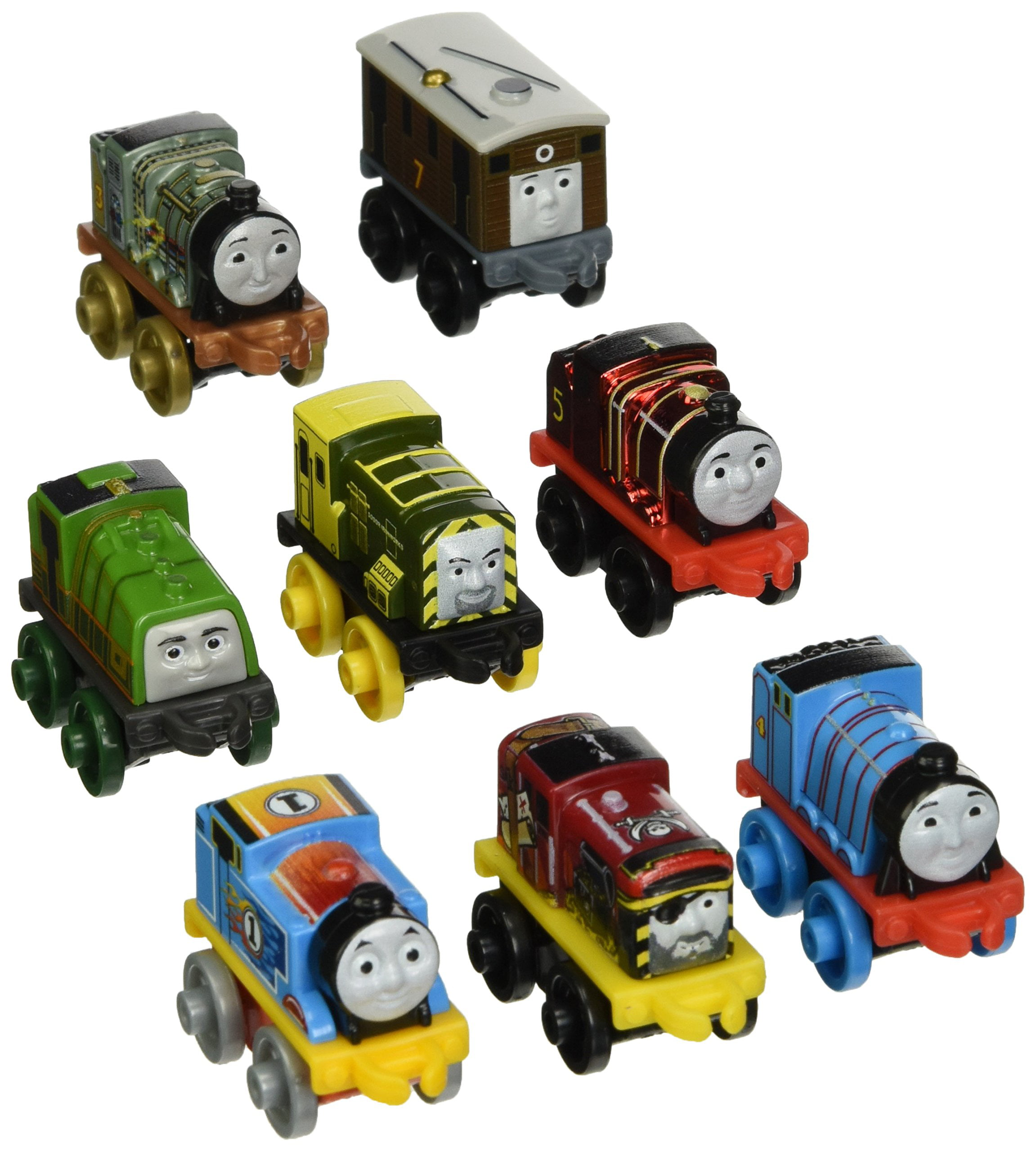 Thomas And Friends Minis Individuals Pick Any 30