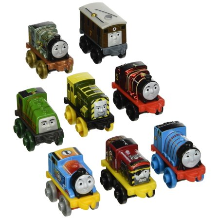 Fisher Price Thomas & Friends Minis (Fisher Price Thomas And Friends Minis 7 Pack)