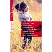 Promesses à Sunset Ranch - Les fiançailles d'un Westmoreland - eBook
